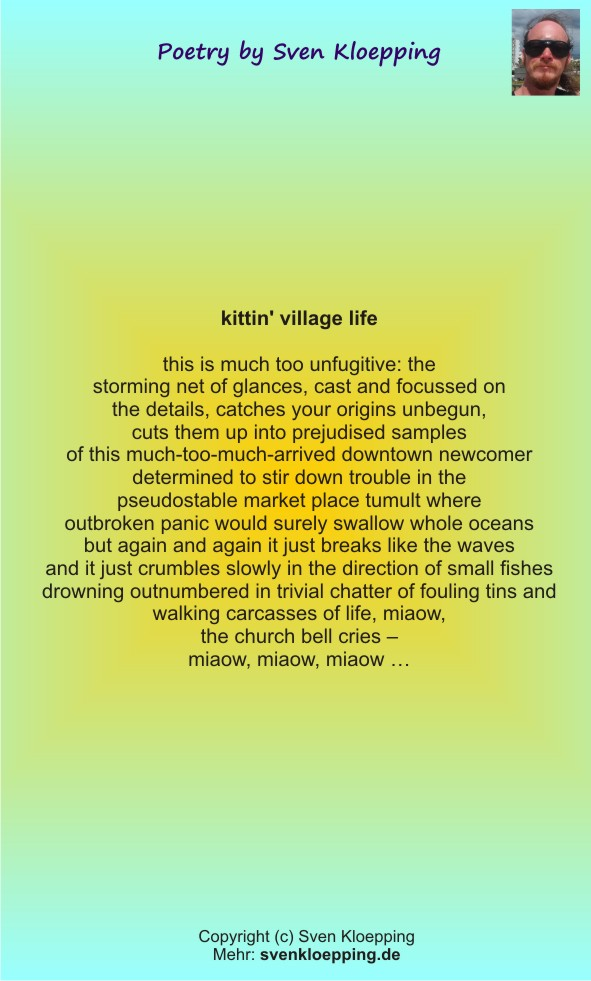 Sven Kloepping - kittin village life